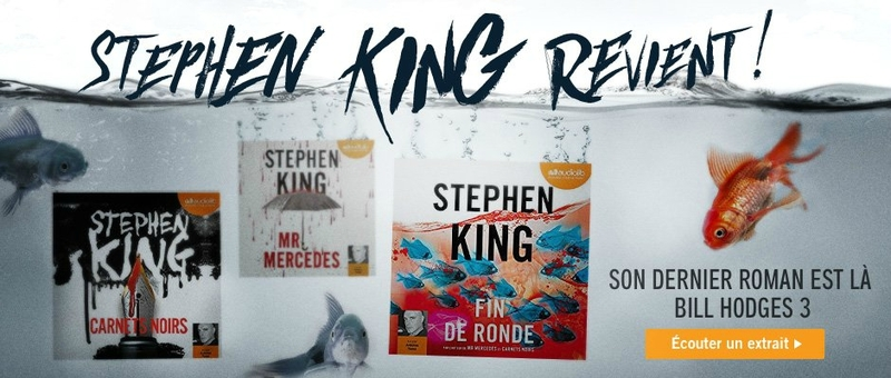 STEPHEN KING AUDIBLE