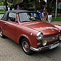Trabant 601 s cabriolet
