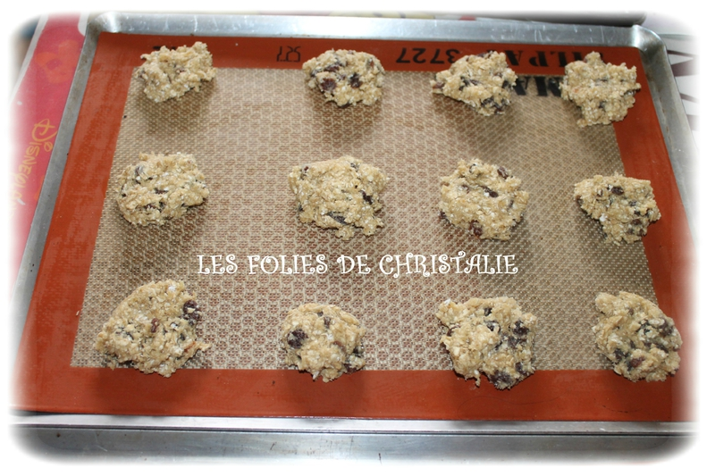 Cookies raisins 6