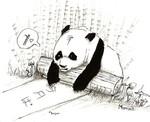 _indiaink_panda