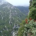 grèce lithokoro adret du mont olympe