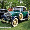 Ford model A de 1929 (Retro Meus Auto Madine 2012) 01