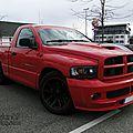 Dodge ram srt-10 2004-2006