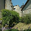 Pérouges printemps