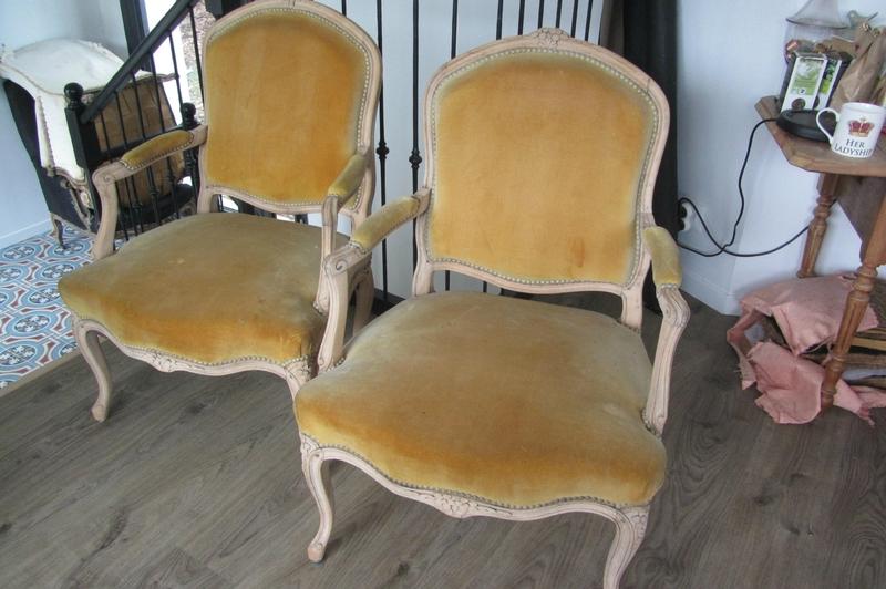 sablage fauteuil