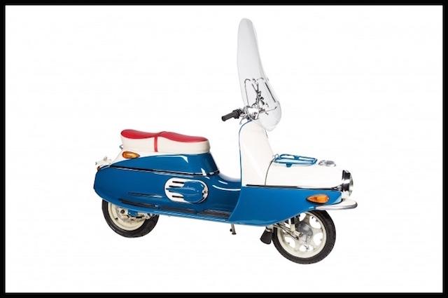 cezeta scooter electrique modèle 506 1