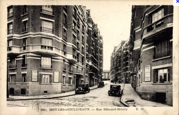 rue edouard branly