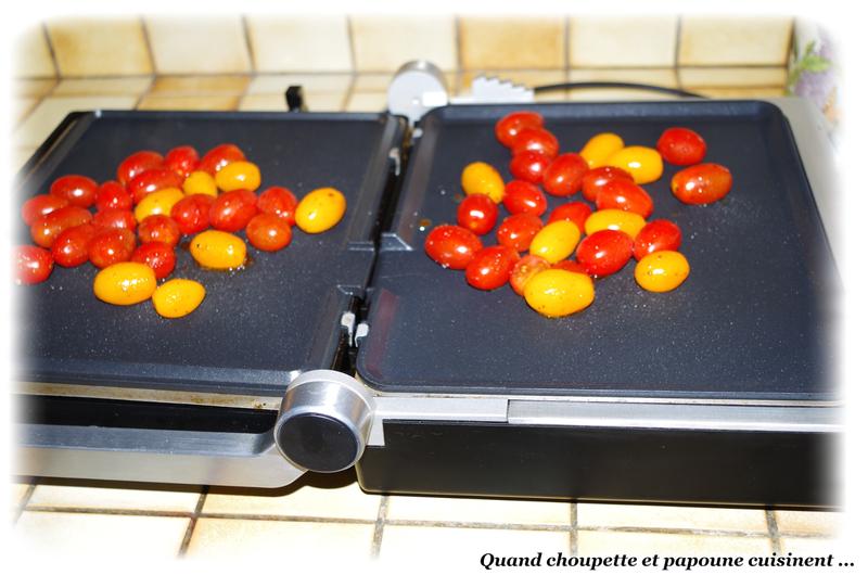 salade de tomates grillées-6225