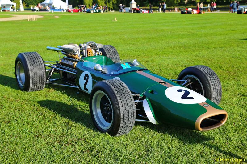 Brabham BT 24-2 V8 3L Repco - 1967