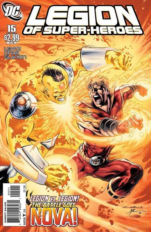 legion of super-heroes 2010 15