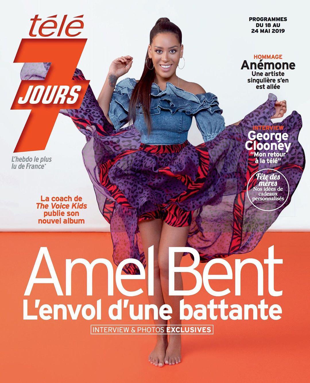 Télé 7 Jours du 18 au 24 Mai 2019-cover