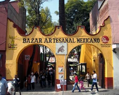 Bazar-ArtesanalCoyoacan