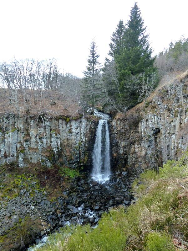cascade du Guéry
