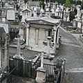 Le cimetière communal de draguignan