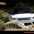 Le nouveau range rover sport dynamic est là !
