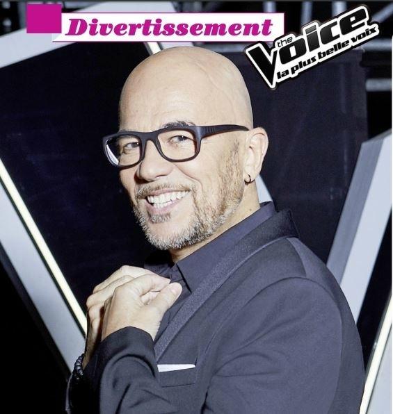 Pascal Obispo dans le magazine Téléstar du 22 janvier