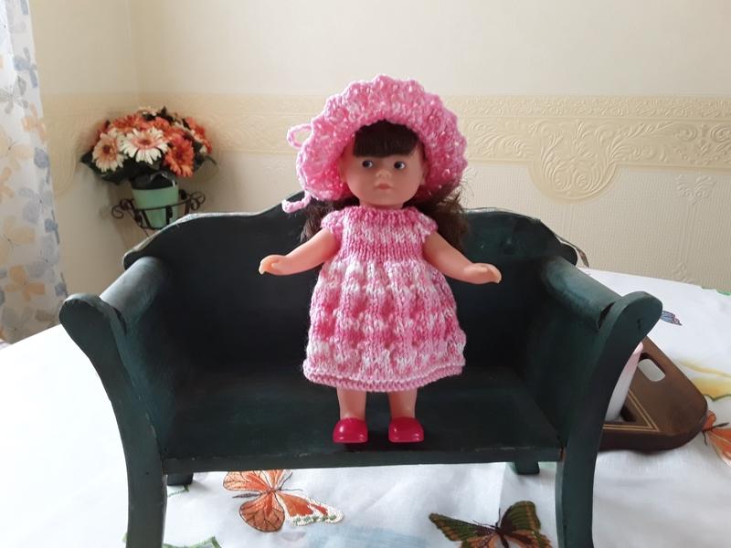 Lola voulait la même robe que Juliette de Béa
