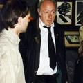 Eduardo Arroyo, juin 2001 (ph. artenstalles)