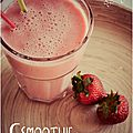..smoothie douceur..