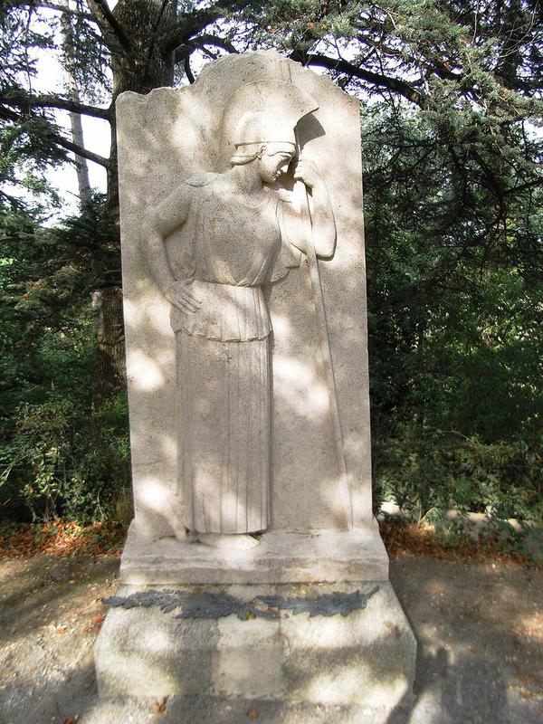 008 tombe de Clemenceau Mouchamps Vendée