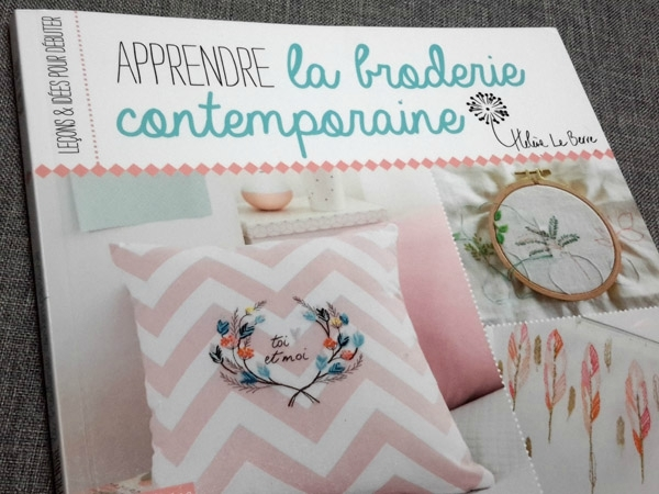 Broderie contemporaine 1