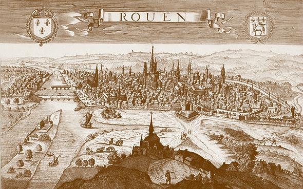 Rouen-17e-siecle