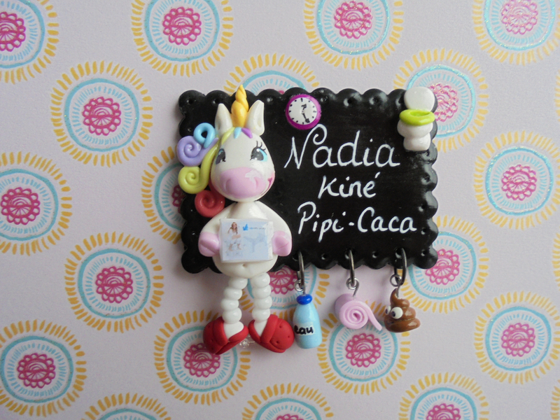 badge nadia pipi caca
