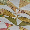 Kaléidoscope quilt(s)