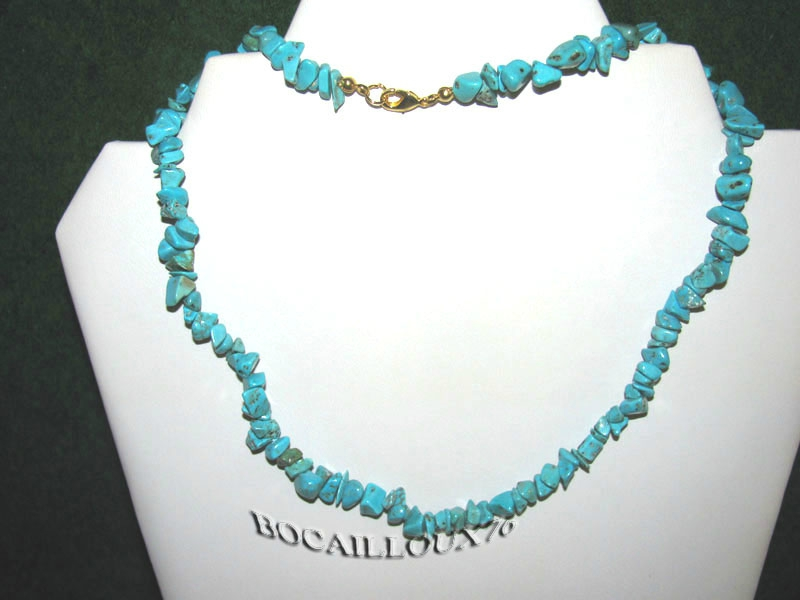 Collier HOWLITE Turquoise 3 (4)