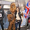 Han solo girl cosplay