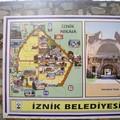 à IZNIK en TURQUIE