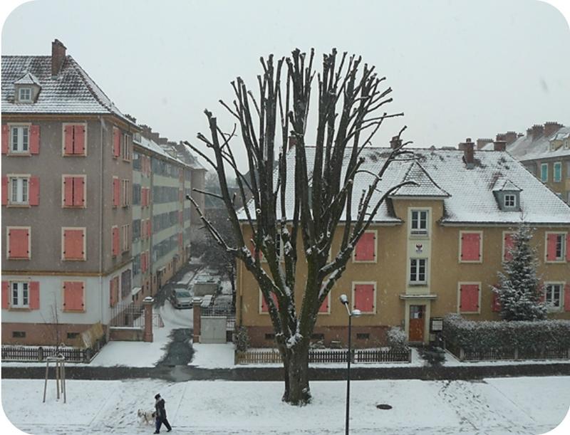 Quartier Drouot - Neige 8