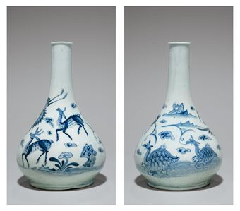 a_blue_and_white_porcelain_bottle_with_longevity_symbols_joseon_dynast_d5347213h