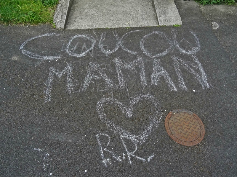 graff sol Coucou Maman 130517