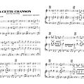 Don't play that song (partition - sheet music)