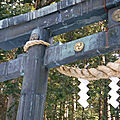 Arigato à la grande nature (daishizen)