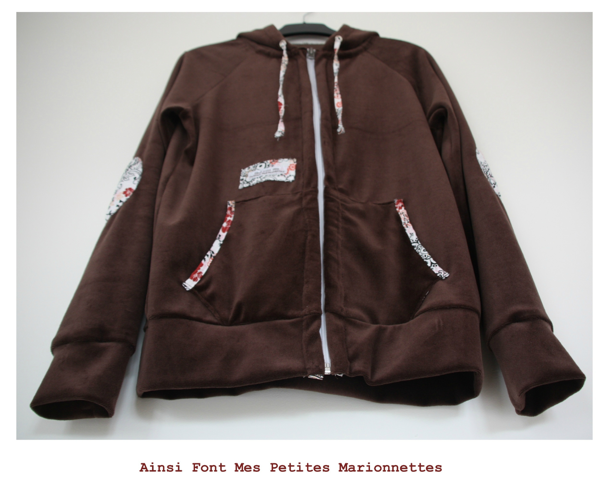 veste velours marron 6