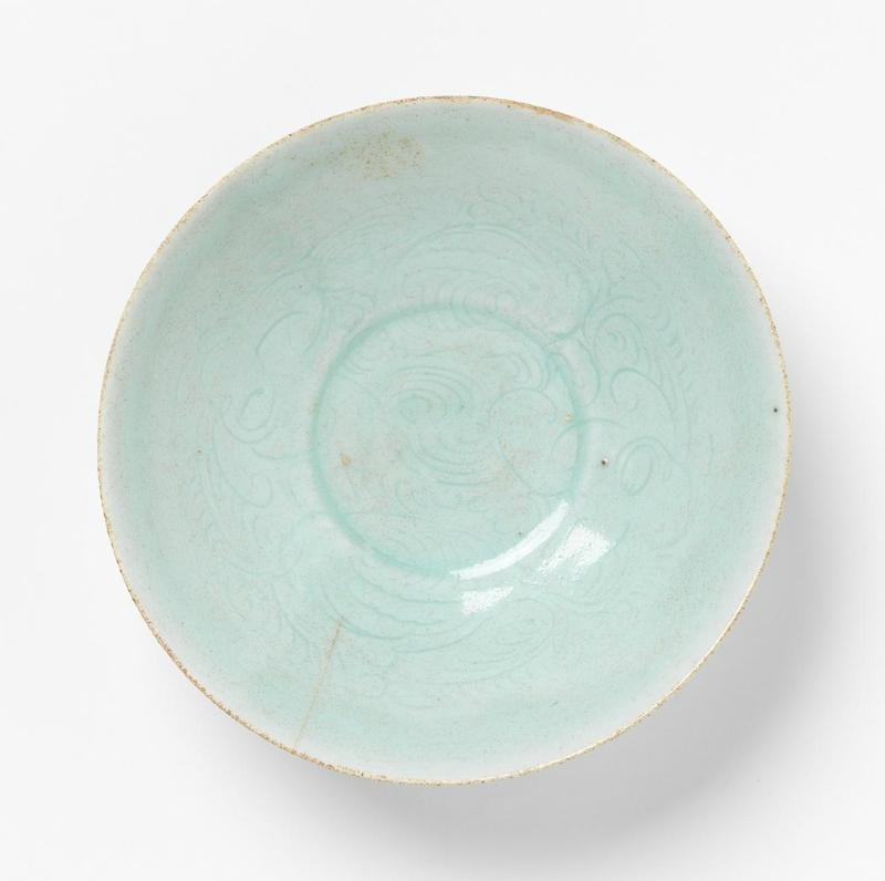 Bowl, Southern Song dynasty, 1127-1279, Qingbai ware