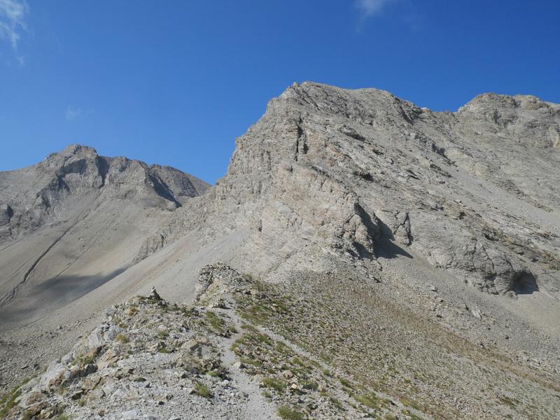 Petit Col du Talon,2678m