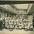 l'atelier au début du siècle
