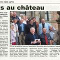 Article de la gazette de la Manche