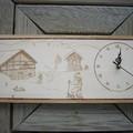 Création horloges