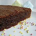 Brownie by nestlé© dessert #test