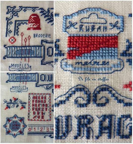 Broderie Ouvrages 3