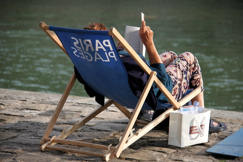 5-Lectrice, Paris plage 14_4968