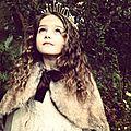 Couronne de princesse des bois