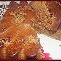 Gâteau au mi-cho-ko (ou michoko)
