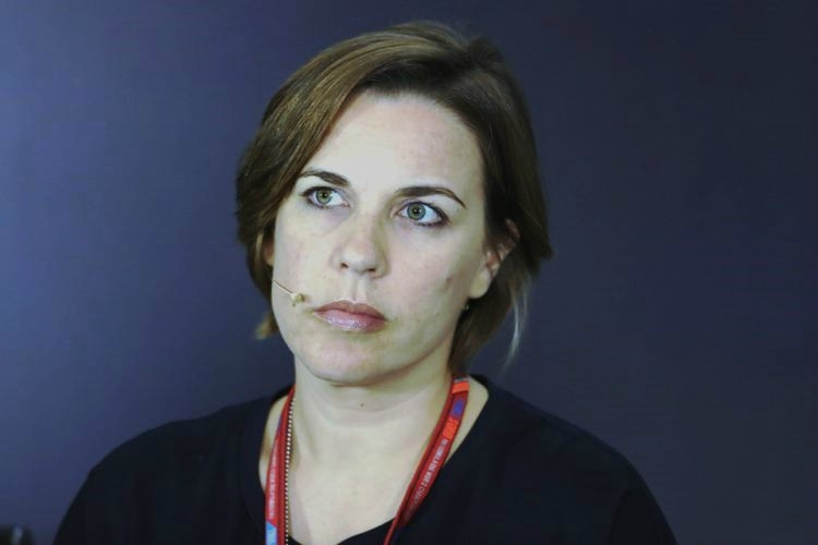 CLAIRE WILLIAMS 2018