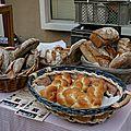 Les pains de claude fleurot, boulanger à avène (34)