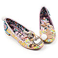 Collaboration irregular choice x disney